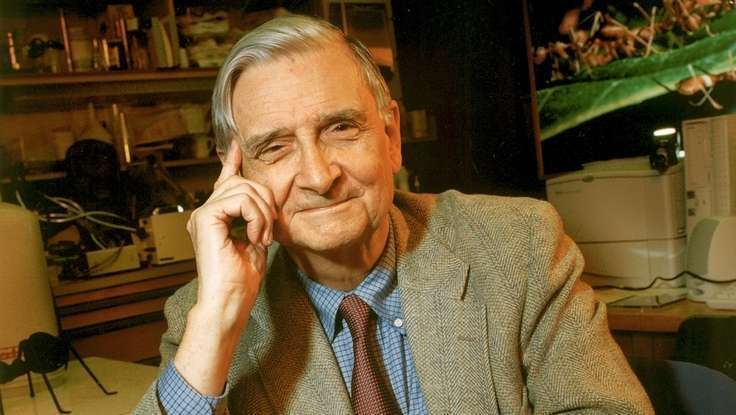 "Early Reviews: Edward O. Wilson's New Book ""Commands Attention"""